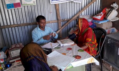 I know what it means to be poor: Why Dr Faruk Gazi is on a mission to help the poor of rural Bengal