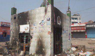 After riots emerge stories of communal harmony: How a vandalised Dargah was restored in Delhi