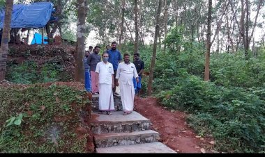 Malappuram mosque wins praise after donating land to Hindu temple