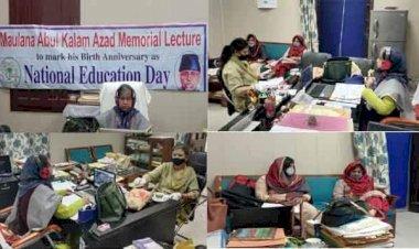 AMU commemorates Maulana Abul Kalam Azad on National Education Day