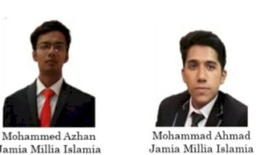 Jamia students win Developer Circles Community Challenge hosted by Facebook