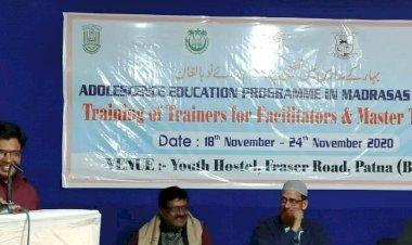 MANUU- UNFPA initiative to help Bihar madrassa students acquire scientific, technical skills