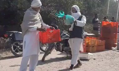 Delhi mosques continue to feed protesting farmers, win praises