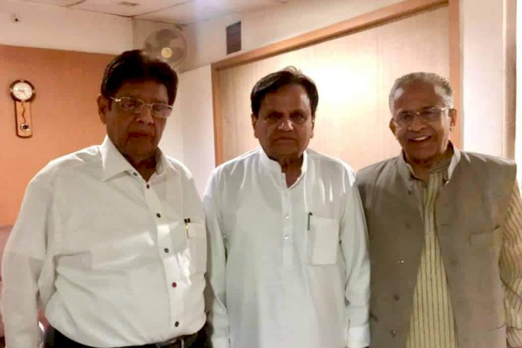 Ahmed Patel's demise leaves a void in Congress politics