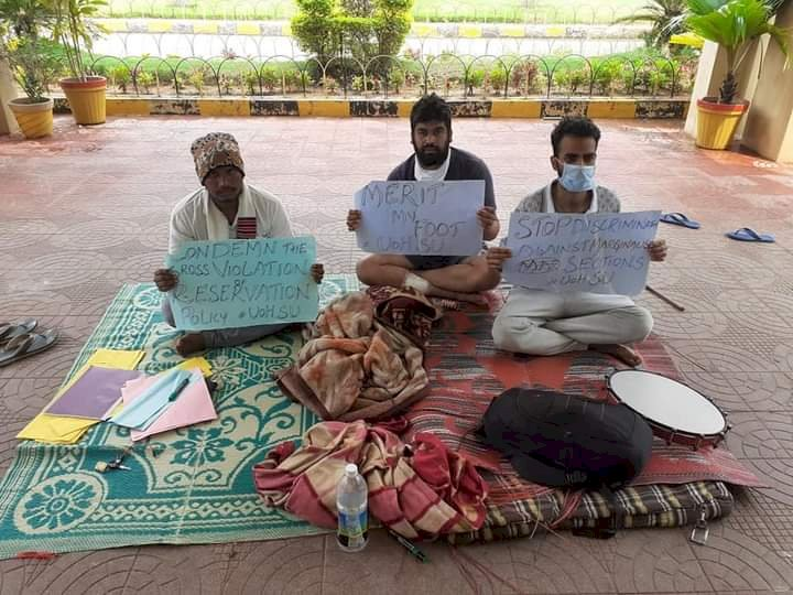 'Denial of reservation': NCSC initiates probe against Hyderabad Central University