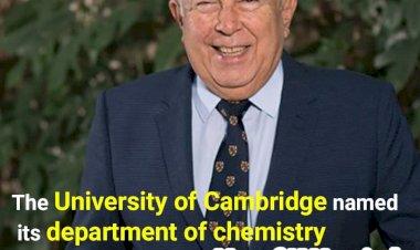 Indian scientist Yusuf Hamied of Cipla