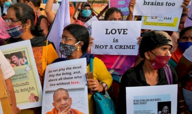 Love Jihad' law is doing what it was supposed to do: Persecute Muslims