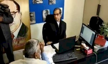 Rights bodies condemn raid on Mehmood Pracha's office, say the raid is act of vengeance and intimidation