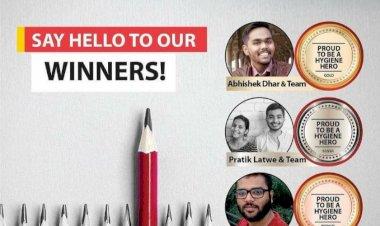 Jamia team wins 'Design Her Future' contest