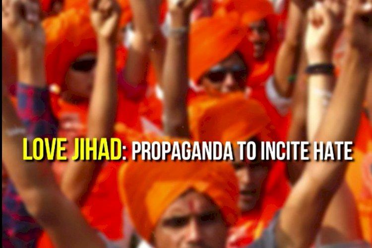 BJP is writing 'Love Jihad' lie into law