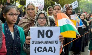 Anti-CAA protesters in UP to form political party.