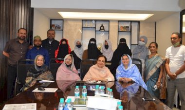 Bazm- E- Niswan carries on with the 45 year legacy of distributing scholarships to female students