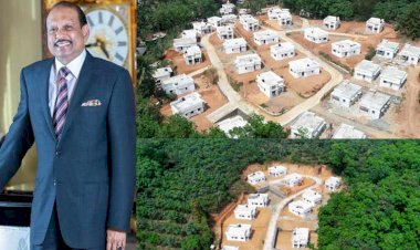 Kavalapara landslide: LuLu chairman hands over 35 houses to the victims