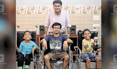 Music band, cricket team and many more by the differently-abled.  Akkara Foundation declared the best centre for the differently-abled in Kerala