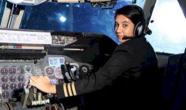 India's youngest female pilot inspires Kashmiri women