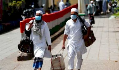 Tablighi Jamaat members discharged: Lucknow court says no evidence