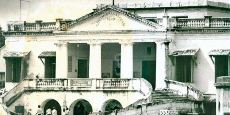 Alumni step in to save Chennai's 200 year old Madrasa-e-Azam