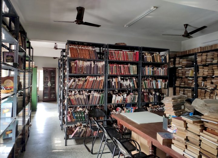 An Egyptian king, an English man and a Nawab - how a two century old library was made