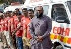 Pakistan's Edhi foundation offers 50 ambulances to help India fight COVID-19