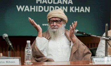 Renowned Islamic scholar and peace activist Maulana Wahiduddin Khan passes away at 96