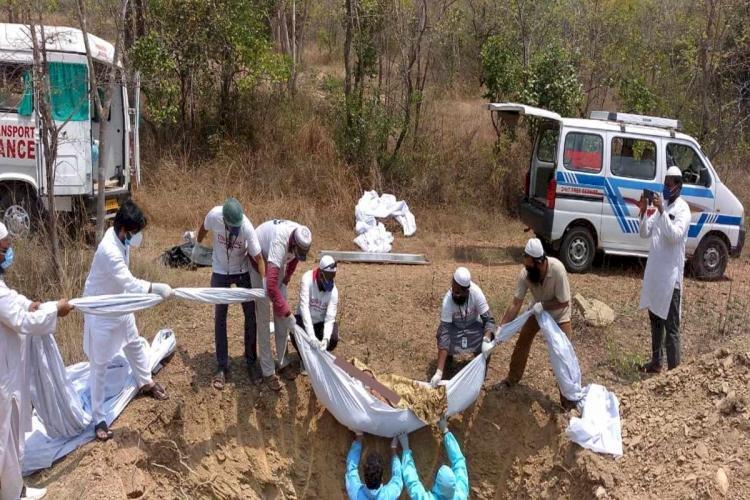 Blamed then, praised now: Tablighi Jamaat in Tirupathi conducts 500 plus funerals