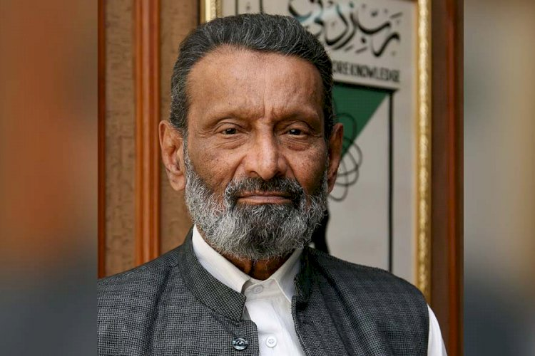 Founder of Al-Ameen and the daily Salar, Dr Mumtaz Ahmed Khan passes away at 86