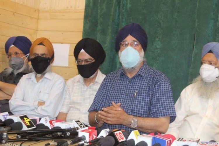Communal politics being played at the cost of Kashmiri Sikhs, says Sikh body