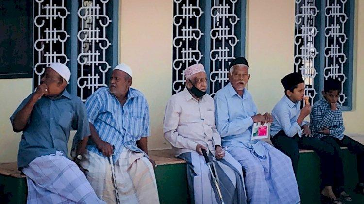 Elders of the town near Sirupalli
