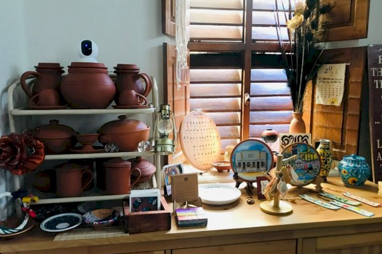 Abati: A House Where Heritage Meets Art